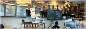 desain cafe modern