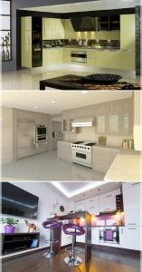 desain kitchen set dapur